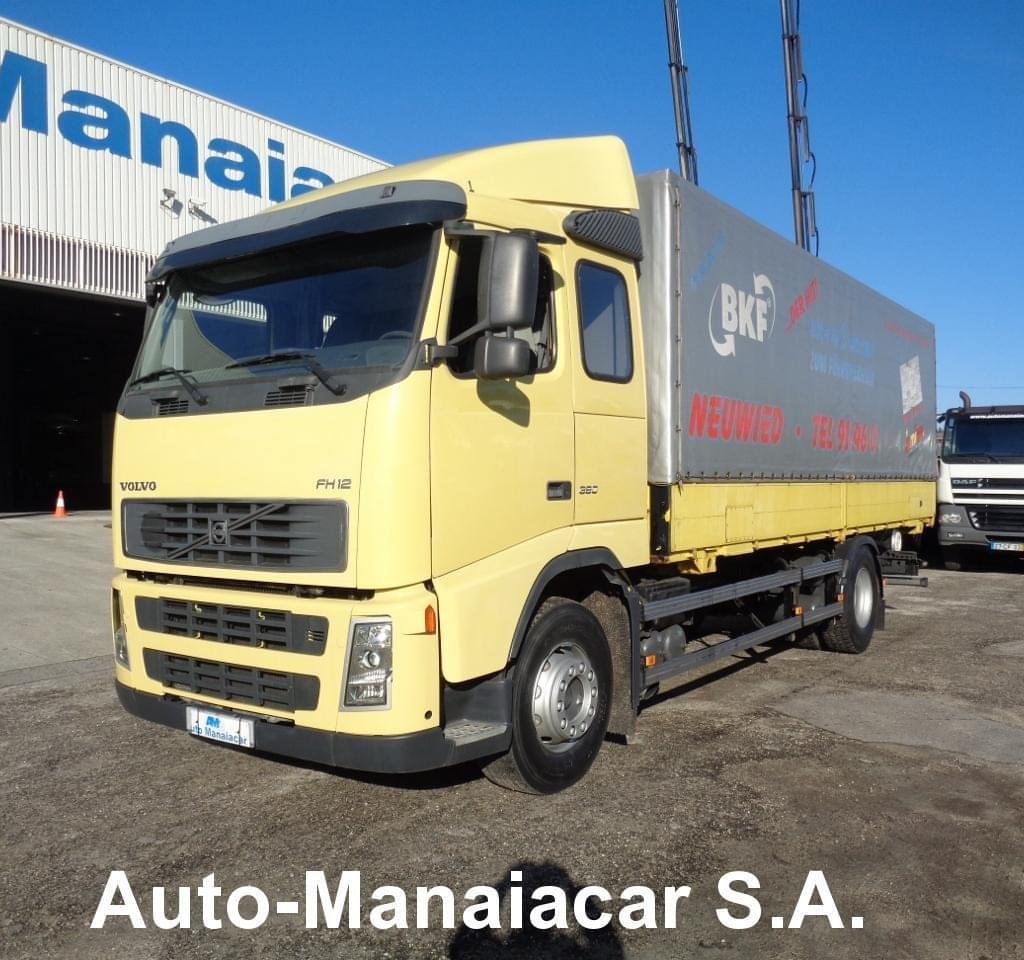 VOLVO FH12 380 ESP. ESCOLA CONDUÇÃO