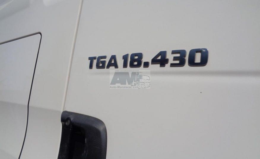 TRATOR MAN TGA 18.430 4X2 RETARDER 2006