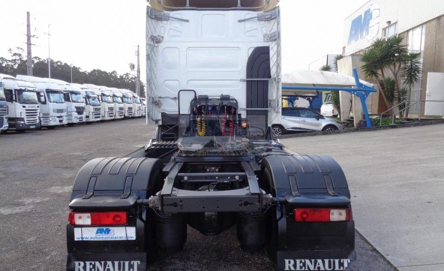TRATOR RENAULT PREMIUM 460 DXI EURO 5 RETARDER 2012