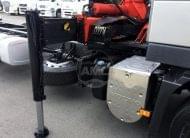 VOLVO FM9 380 EURO4 CHASSI 4X2 + GRUA PALFINGER PK 20002