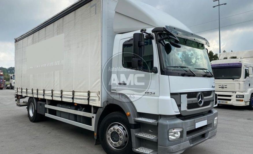 MERCEDES AXOR 1824 BLUETEC5 4X2 CORTINAS 2011
