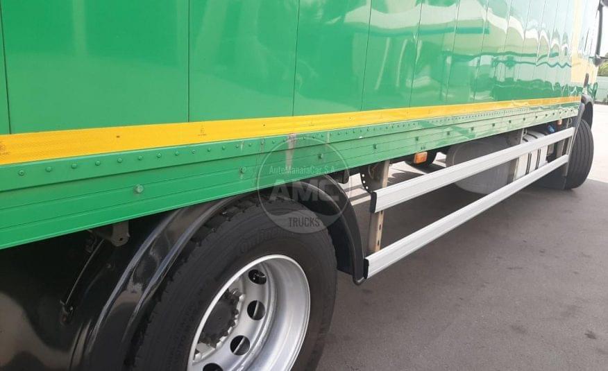 VOLVO FE 260 EURO5 4X2 FURGÃO 11/2011 271000 KMS