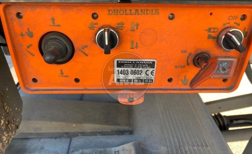 RENAULT D19 320 DXI EURO6 4X2 RETARDER CAIXA ISOTÉRMICA FRC VÁLIDO ATÉ 04/2023