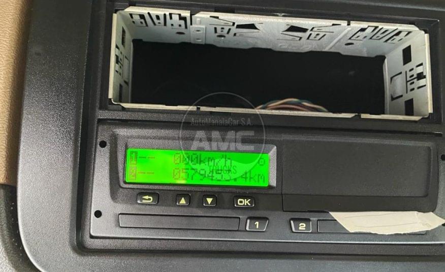 TRATOR SCANIA R490 6X2 STREAMLINE EURO6 RETARDER REDUÇÃO