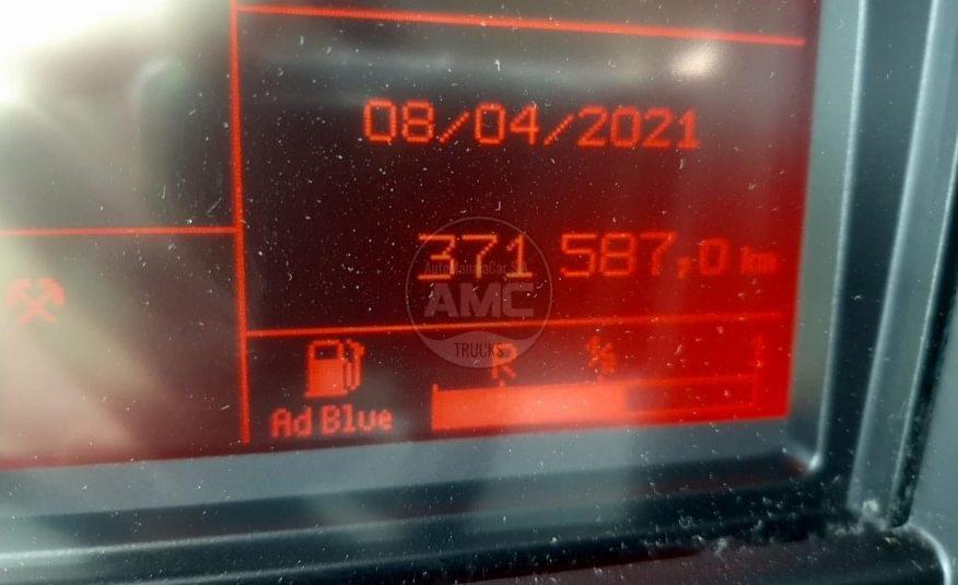 RENAULT D12 280 DXI EURO6 4X2 DTI 8 FURGÃO 09/2016