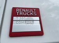 RENAULT T380 DTI 11 EURO6 COMFORT 4X2 CORTINAS + TETO DESLIZANTES, COM MANUTENÇÃO COMPLETA NA MARCA