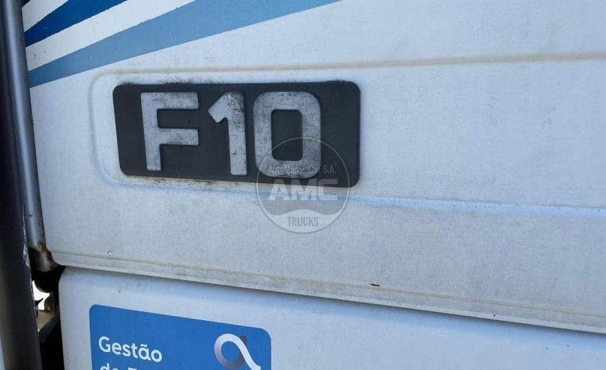 VOLVO F10 320 INTERCOLER 6X2 CAIXA TRIBASCULANTE E GRUA HIAB