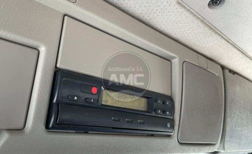 VOLVO FM12 380 8X4, CAIXA MANUAL, REDUÇÃO, GRUA HIAB 166 E-5 HIPRO COM COMANDO